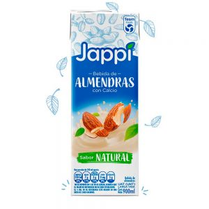 Jappi Bebida Tetra Pack Natural 900ml